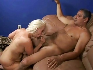Bigtits granny gets fucked hard and really deep