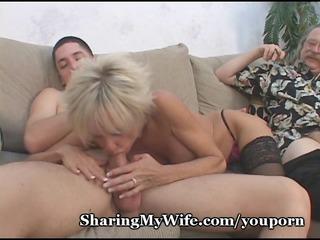 Hot Mature Fucks Young Cock