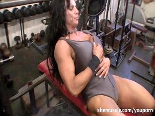 Rhonda Lee Quaresma - Mature Muscle