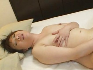 Horny japanese milf hungry for sex