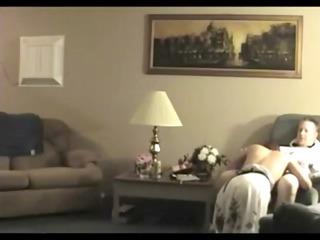 Hidden Spy Camera Caught House Wife Amateur