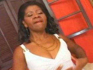 Black Brazilian Granny