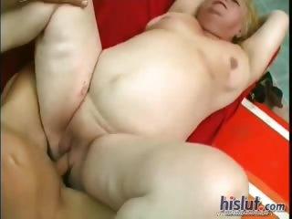 This grandma loves sex