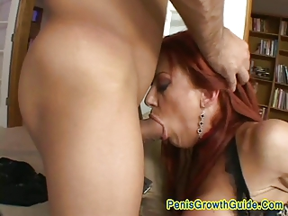Hot MILF Stretch Her Ass And Fucked