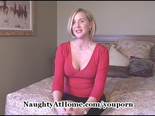 Mature Wife Gets Creampie