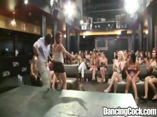 Dancingcock Pretty Milfs Blowjob Party.p8