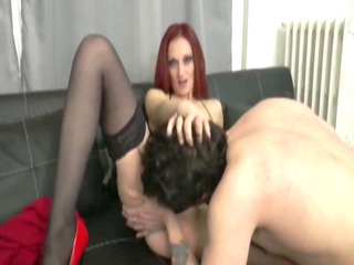 French mature lady cheats on her husband