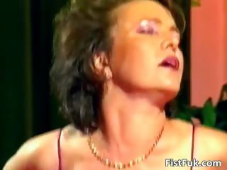 Mature couple enjoy in hot and deep part6