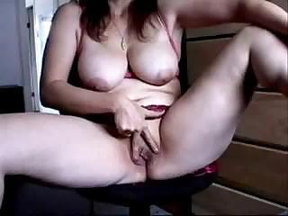Hot mature amateur's homemade hardcore video