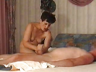 hairy mature turkish woman with small empty saggy