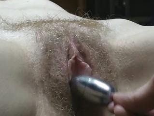 HD Pussy Play! Amateur Bondage MILF Pussy