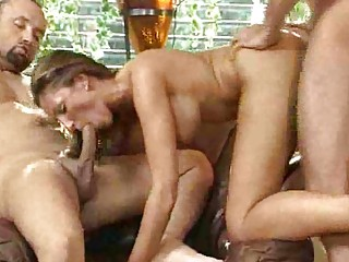 Milftastic Group Sex Fun with Hot Busty MILFs