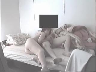 Hidden sex mature mom blowing dad on spy secret