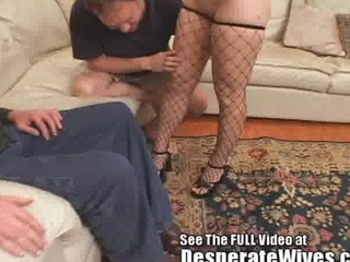 Dana Fulfills Her Slut Wife MFM Three Way Fantasy