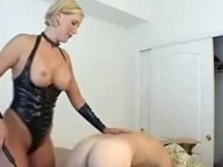 Dirty Des milf amateur wife as kinky dominatrix