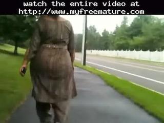 Granny Indian Ass Walking mature mature porn