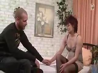 German Mature Mom Over 40  Part 3