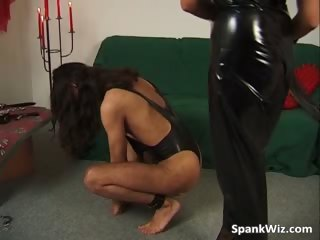 BDSM play with sex mature slut who part2