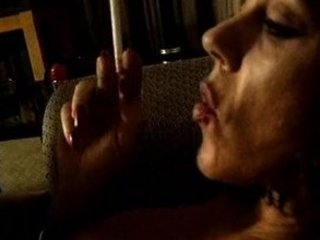 Hot Mature Rubee Tuesday Smoking