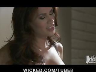 Incredibly HOT brunette wife Vanessa Veracruz