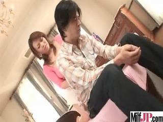 Sexy Slut Milf Japanese Get Rough Sex clip-10