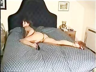 Jean naked in high heels