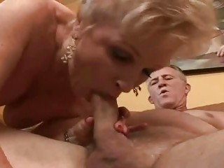 Bbw granny getting her cunt stuffed with old penis