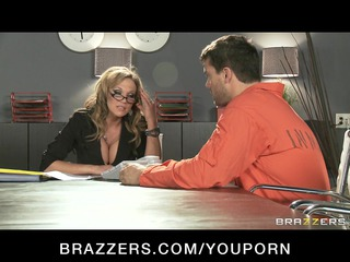 HOT big-boob brunette MILF lawyer Nikki Sexx
