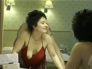 hair milf short porn brunette mom