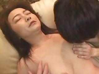 Japan Granny Still Loves Sex