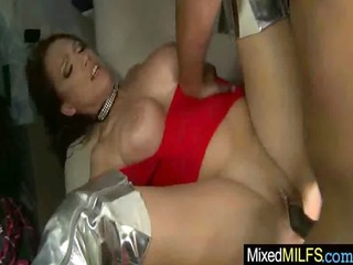 Milf Like Big Black Hard Dick In Every Hole