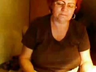 Solo french rehead granny simone 54