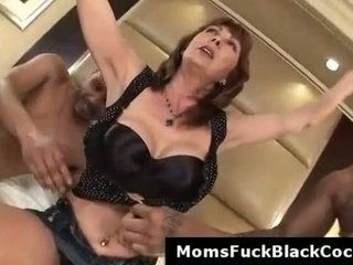 Mature Desi is a black cock whore that loves to